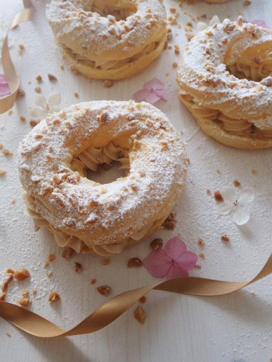 Odpaľované arašídové koláče