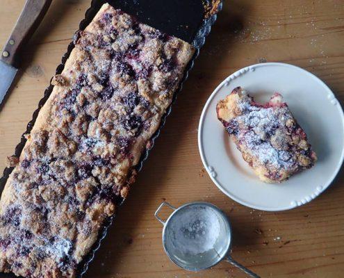 kysnutý koláč bezlepkove