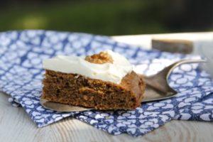 amarantový koláč