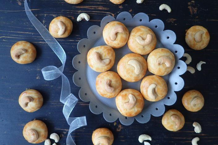 Krehké medové koláčiky bez lepku