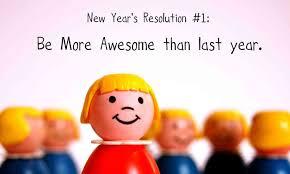 Novoročné predsavziatia