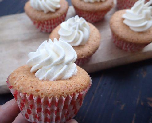 Vanilkové muffiny z rýžové mouky