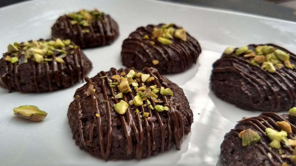 7397279b9 Bezlepkové kakaové koláčiky - Novalim