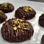 Bezlepkové kakaové koláčiky