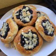 Moravské kysnuté koláče bez lepku