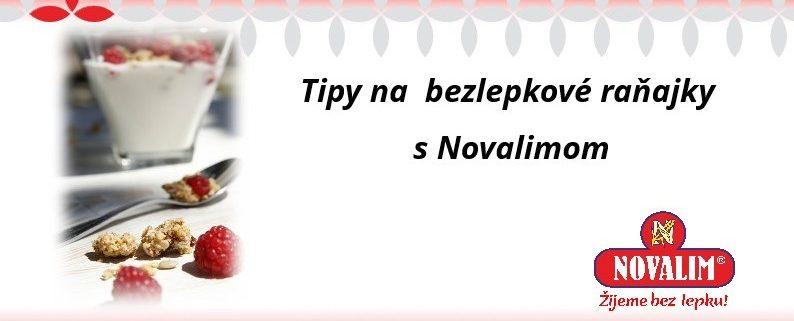 Bezlepkové raňajky s Novalimom