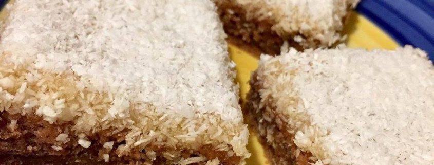 Bezlepkový kefírový koláč
