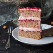 Pohankový dort