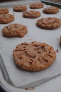 Pohánkové sušienky