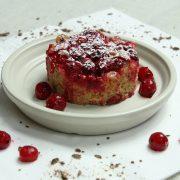 Ríbezľový koláč bez lepku