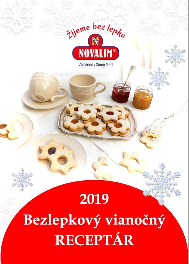 bezlepkový vianočný receptár