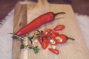 Chilli -  Jedlo, ktoré zahreje