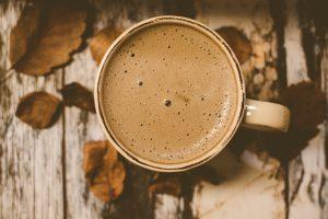 Horúca čokoláda - Jedlo, ktoré zahreje