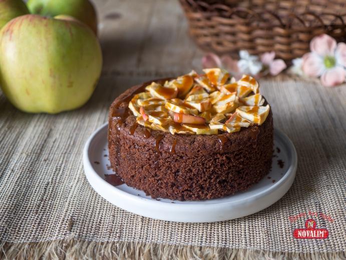 jednoduchý bezlepkový koláč