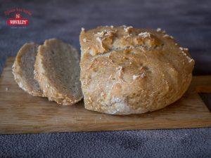 zemiakový chlieb bez lepku