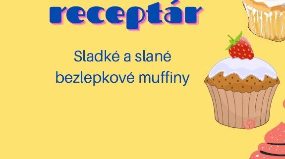 Muffinový bezlepkový receptár